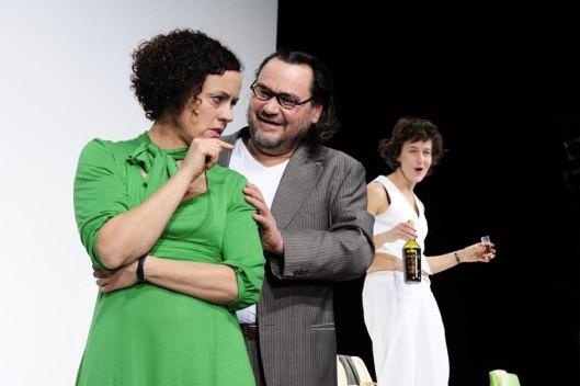 Der Gott des Gemetzels im Schauspielhaus Hamburg / Ⓒ Sandra Then