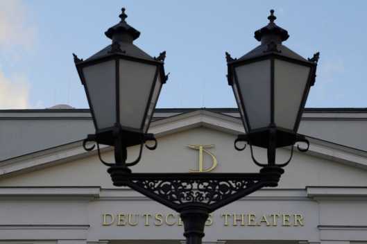 Deutsches Theater Berlin / Ⓒ horstg1