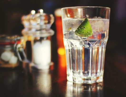 Gin Tonic / Ⓒ Ninaclicks, Flickr