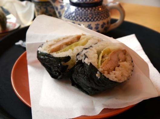 Kame - Japanese Bakery - Onigirazu