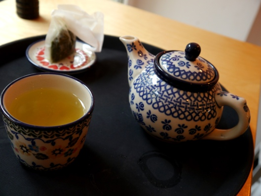 Kame - Japanese Bakery - Sencha Tee