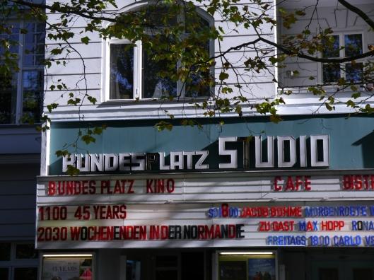 Kino am Bundesplatz